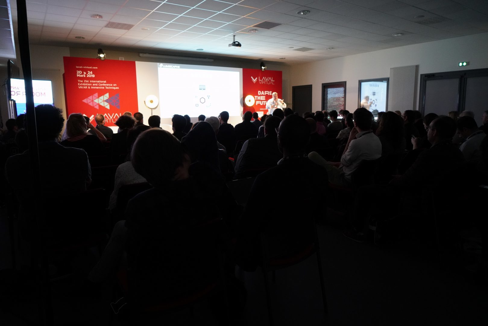 @Laval Virtual Conférence